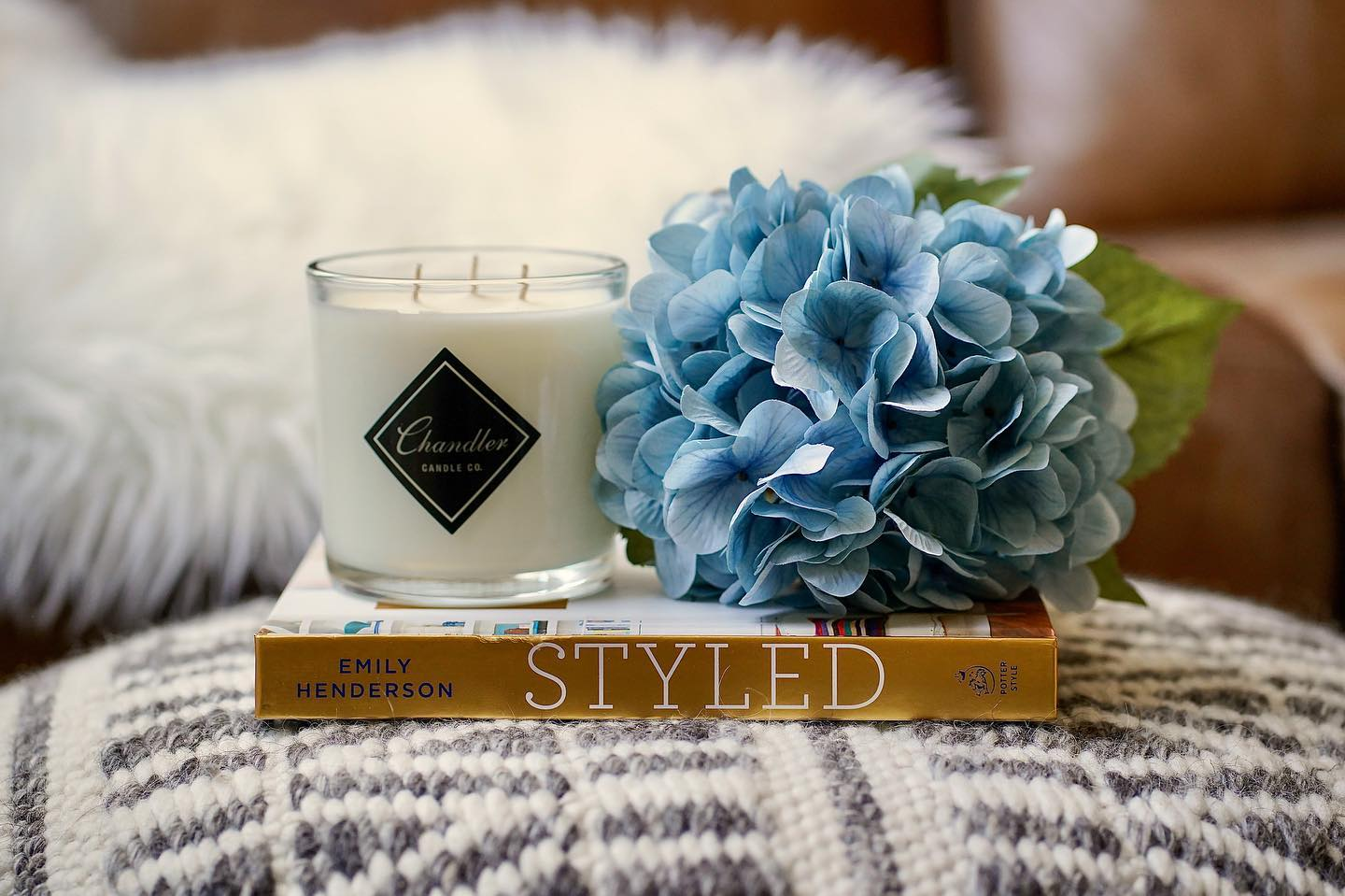 CANDLE-STYLED