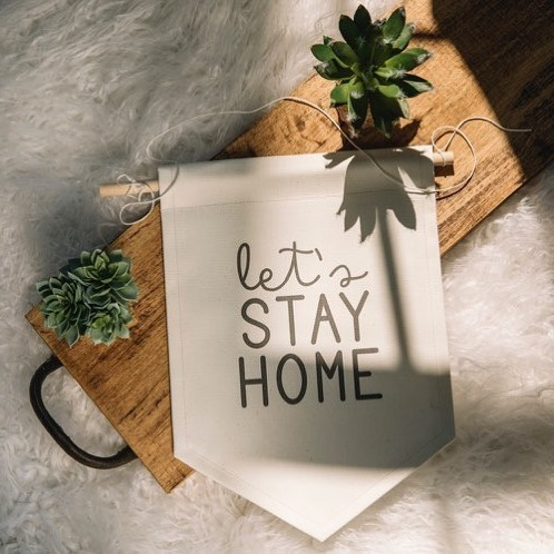 Stay-home-banner
