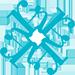 Snowflake Icon Detail